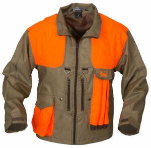 "Banded Big Stone Upland Oxford Jacket Blaze Orange B37431 Men's Med=39-41"" Chest"