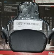 Harley Davidson Touring Detachable Backrest & Pad - P/Ns 52935-04A & 51579-05A