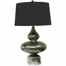 Metal Moroccan Table Lamps