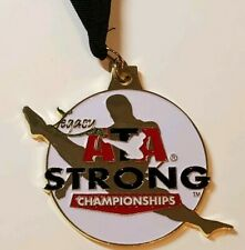 Legacy ATA Strong Championships Martial Arts Medal with Neck Ribbon Songahm