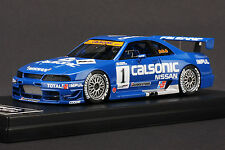 CALSONIC SKYLINE GT-R #1 1995 JGTC MINE  --RESIN-- HPI #8827 1/43