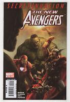 New Avengers #40 (Jun 2008 Marvel) Skrulls [Secret Invasion] Bendis Jim Cheung m