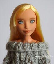 DC Super Hero Girls-Supergirl * Repaint Custom OOAK repainted Doll