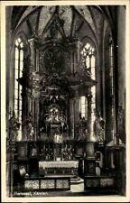 Kärnten Österreich ~1940/50 Mariasaal Kirche Kapelle Altar Innenraum ungelaufen