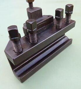 IDEAL GWS 15D1 Stahlhalter Schnellwechselhalter Klemmhalter Bohrstahlhalter GGK
