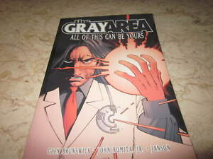 The Gray Area Volume 1: All Of This Can Be Yours