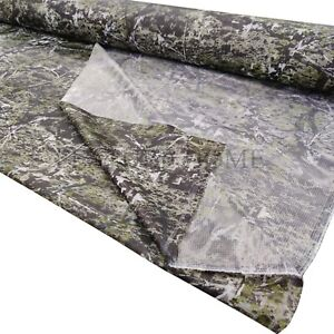 Ripstop Nylon - Woodland Digital Camo - 150 cm Wide - Sold by the Meter
