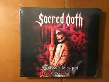 SACRED OATH.        TIL DEATH DO US PART.        COMPACT DISC