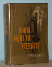 James Jones - From Here to Eternity - 1st 1st w/ A - National Book Award - Film