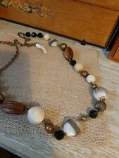 New Boho Style Beaded Necklace