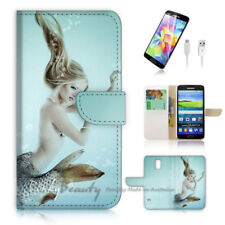 Mermaid Mobile Phone Cases, Covers & Skins for Samsung