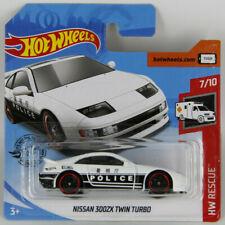 Hot Wheels - 2020 - NISSAN 300ZX TWIN TURBO (POLICE) - HW Rescue 7/10 - 187/250