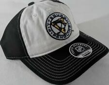 LZ CCM Youth One Size Pittsburgh Penguins Hockey NHL Baseball Hat Cap NEW E34