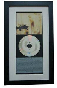 NINE INCH NAILS Downward Spiral CLASSIC CD Album QUALITY FRAMED+FAST GLOBAL SHIP
