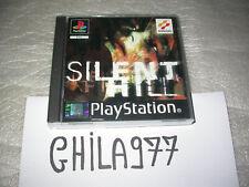 SILENT HILL PS1 COMPLETO! OTTIME CONDIZIONI! BLACK LABEL! LOOK PHOTOS