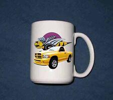New 15 Oz. 2005 Dodge Rumble Bee mug
