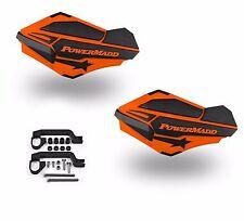 PowerMadd SENTINEL Handguard Guards KIT Orange/Black Yamaha YFZ450 YFZ 34405