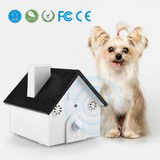 Ultrasonic Adiestramiento  Antiladridos Canino Perro Bark Stop Al aire libre CSB