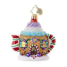 "Radko Little Gem, Sweet Tea 3"" Teapot Ornament 1018773"