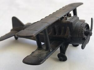 Vintage Metal Aeroplane Sharpener