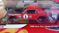 ACME 1968 Jerry Titus Shelby GT-350 1/18  (N22)