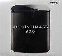 Bose Acoustimass 300 Wireless Bass Module Brand new Sealed