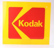 KODAK PLASTIC SIGN ABOUT 27.5 INCHES ACROSS/cks/199546