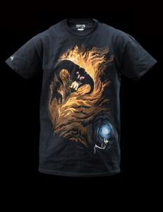 WETA THE BALROG T-SHIRT Unisex T-shirt XL New Hobbit Lord Of The Rings