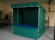 NEU 2 x 2 m Verkaufsstand Flohmarktstand incl. Seitenwände und Tischvorhang !!!