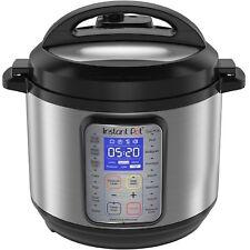 Pressure Cooker DUO Plus 6Qt Instant Pot Duo Plus 9-in-1 Multi-Functional