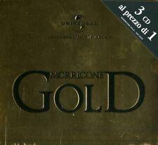 ENNIO MORRICONE - Morricone Gold (2011) 3 CD