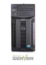 Dell PowerEdge T310 Tower Server X3440 QC 2.53GHz 16GB 2x 146GB PERC6i DVD