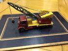 Vintage Rare Benbros RB Crane Lorry Crane Spares - Sunderland Chassis