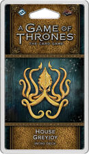 A Game of Thrones LCG Card Game: House Greyjoy Intro Deck FFGGT39