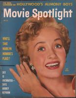 Movie Spotlight Magazine August 1954 Jane Powell Marilyn Monroe 080520AME
