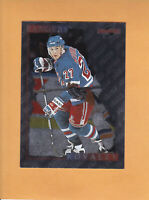 1995 96 SCORE ALEXEI KOVALEV BLACK ICE ARTISTS PROOF #79 NEW YORK RANGERS