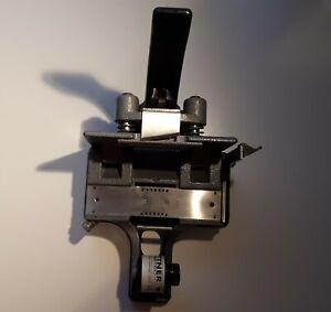 35mm Film SPLICER - CIR Catozzo - Model M3 Special  Approx.