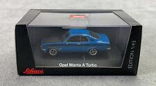 "1:43 - SCHUCO--03443...Opel Manta A ""Turbo""...OVP    / 4 B 334"