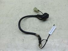 2005 KAWASAKI VN1600 VULCAN NOMAD NEGATIVE BATTERY CABLE WIRE LEAD (SHP)