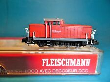 Fleischmann n 722082 digital (FLM): br345 023-6 DB cargo diesellok