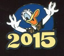 2015 Mystery Donald Duck Disney Pin 111942