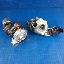 Bi Turbolader LAND ROVER Discovery 4 Range Sport JAGUAR XJ XF 3.0D 778401 778400