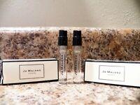 Jo Malone Peony & Blush Suede & Blackberry & Bay Cologne Sample Size Vials