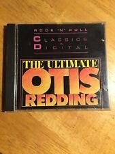 The Ultimate Otis Redding by Otis Redding (CD, 1986, Warner Music)