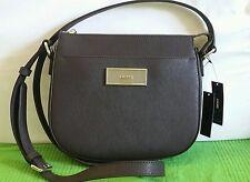 NWT DKNY Burgundy Saffiano Leather Crossbody Bag $228