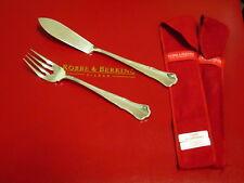 ROBBE BERKING R&B ALT CHIPPENDALE 2TL FISCH BESTECK 925 STERLING SILBER BESTECK