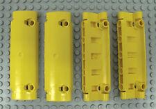 LEGO Technic 4x Panel Paneel Verkleidung gebogen 11x3 gelb 62531 42030 8258 8043