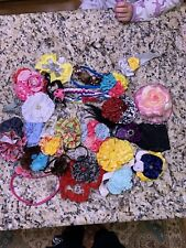 Lot of Baby Girl Headbands Many colors and styles
