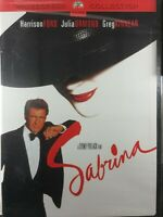 Sabrina - DVD - Widescreen - Harrison Ford - Julia Ormond - New and Sealed