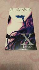 "X (X JAPAN) ""Rusty Nail"""